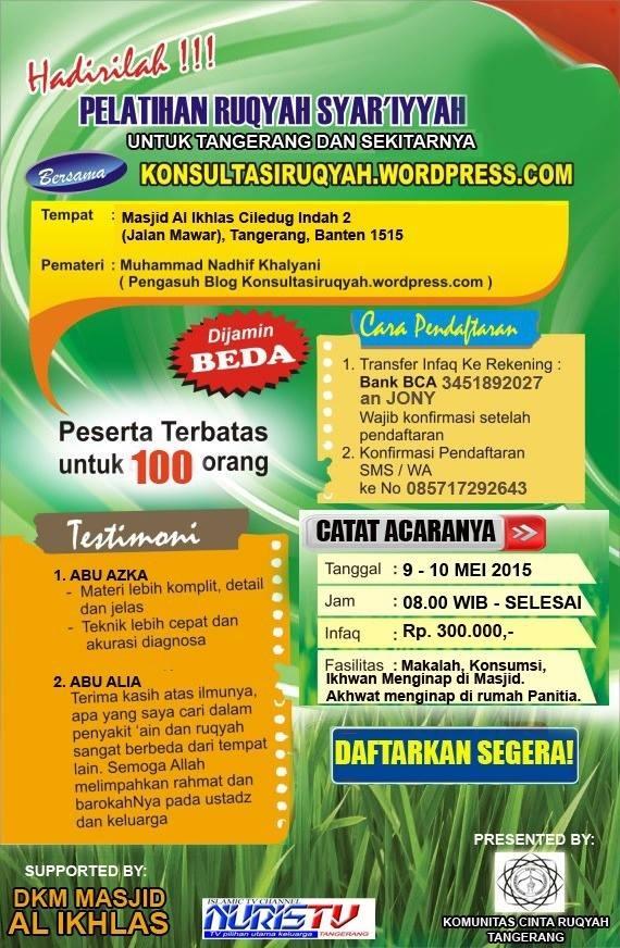 Pelatihan Tangerang