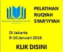 Pelatihan Ruqyah di Tangerang
